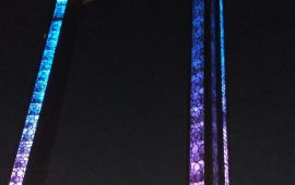 Dubai Frame to be opened to the public next week