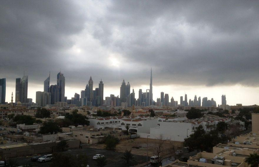 Rainfall likely to hit some parts of UAE