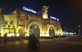 No VAT on entrance fee at the Global Village