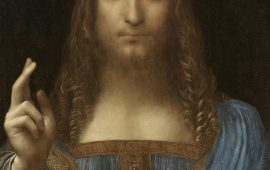 Painting by Da Vinci headed to Louvre Abu Dhabi