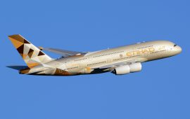 Etihad Airways is to operate its flagship Boeing 787 Dreamliner on the Abu Dhabi – Casablanca route, effective 1 May 2018