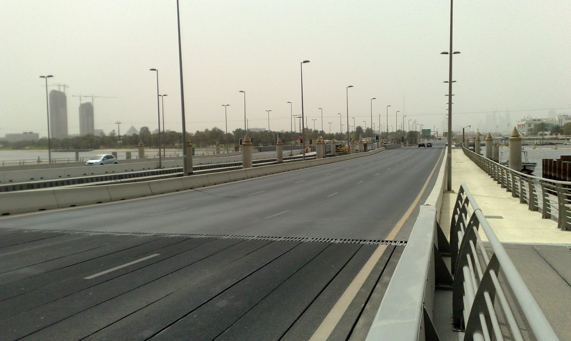 New bridge in Dubai to be opened in January