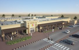Matajer Al Juraina mall's AED 56 Million retail expansion on track for 2018 completion