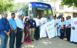 Mobile Clinic to take medical care to remote villages in Kozhikode District