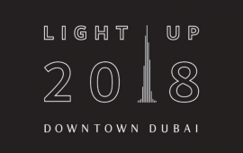 Emaar's never-before spectacle to 'Light Up 2018' in Downtown Dubai
