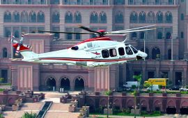 Abu Dhabi Aviation and AgustaWestland Sign Shareholders Agreement