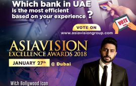 Meet the legends and celebrate their success with ASIAVISION EXCELLENCE AWARDS 2018
