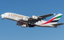 Emirates airlines offers extra checked baggage to select destinations