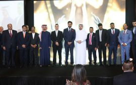 Dubai witnesses a record-breaking night at the 1st Asiavision Excellence Awards