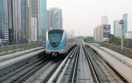 RTA announces Dubai metro is to be partially closed from 5th January till mid 2019