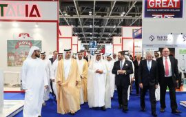 Curtain falls on the 23rd edition of Gulfood exhibition at Dubai World Trade Centre