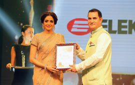 The Queen of Bollywood, Sreedevi becomes an unforgettable page in the memoirs of Asiavision