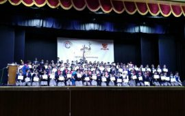 Asian School Bahrain sets an example with the 9th edition of their Youth Leadership Programme (SEED)