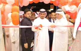 Dimple Fashion unveils new outlet in Rolla, Sharjah
