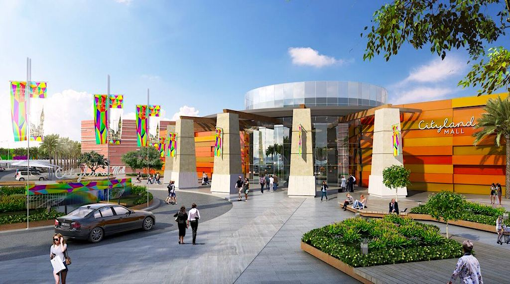 Cityland Mall, the worldai??i??s first ai???nature-inspiredai??i?? shopping destination in Dubai to launch in Q4 2018