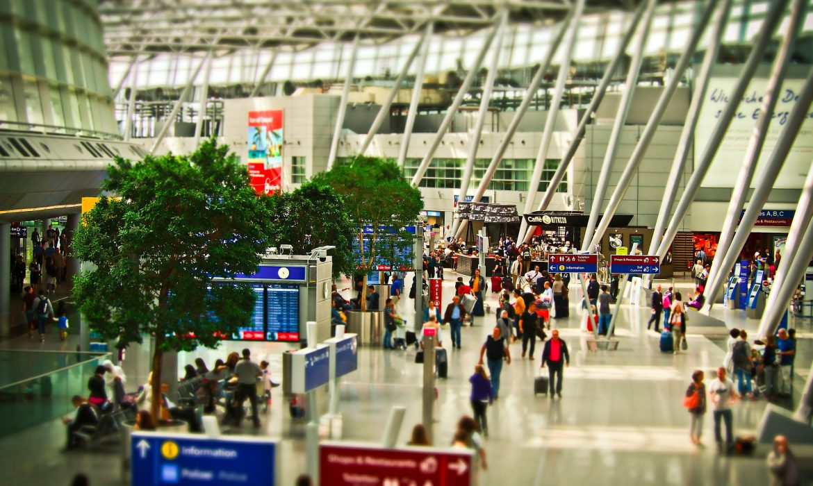 Abu Dhabi and Dubai airports among the top three airports in the Middle East