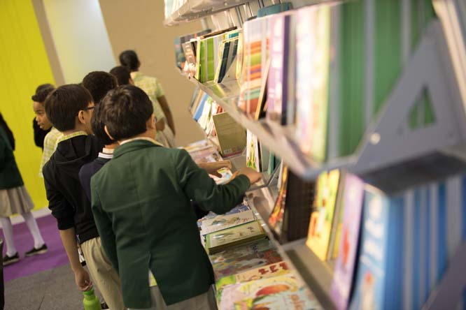 Sharjah Children's Reading Festival to be held from 18th to 28th April