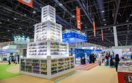 The Abu Dhabi International Book Fair to begin on 25th April