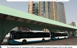 Abu Dhabi Department of Transport launches 'Hafilat' card service for regional buses