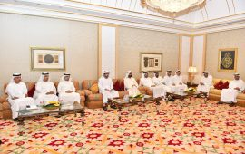 Sheikh Mohammed reviews initiatives aimed at catalysing economic growth in Dubai