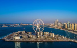 Meraas and Caesars Entertainment plan to bring 2 luxury hotels and a beach club to Dubai