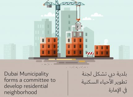 DM forms a committee to improve the level of services and develop residential neighbourhoods