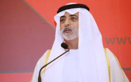 Sheikh Nahyan wins the 'Educational Personality of the Year' award