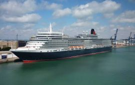 The 'Queen Elizabeth 2' to open its doors to the public on 18th April