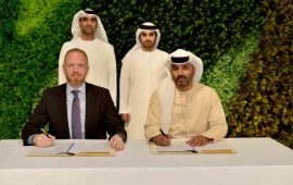 Ajman's MPD and du signs a MoU to implement the 'Smart Rumaila District Project'