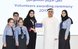Mattar Al Tayer honours 386 volunteers for their active role in various RTA activities of 2017