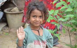 A new initiative to provide relief efforts to the underprivileged in poor and disaster-struck countries