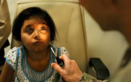 UAE develops a new procedure to diagnose eye diseases in children that avoids painful injections