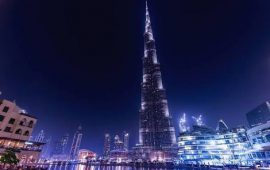 Burj Khalifa to light up with two unique shows during Ramadan