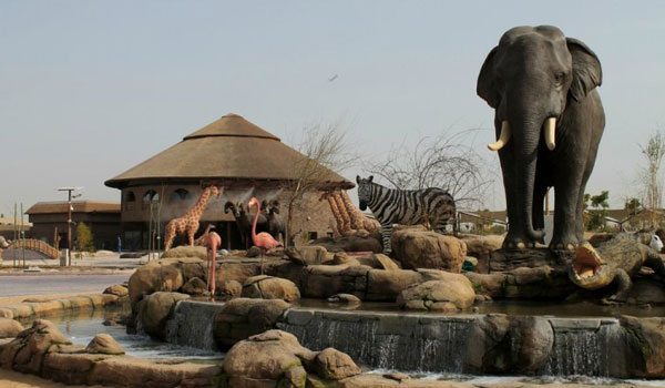Dubai Safari to close its doors to the public from 15th May for upgrades