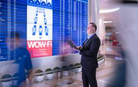Dubai Airports upgrade to advanced cloud-based FIDS solution along with SoC technology