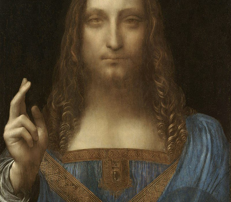 Da Vinci's 'Salvator Mundi' to be Paraded in Louvre Abu Dhabi