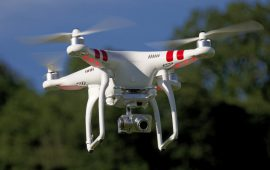 Drones to aerial survey Agricultural lands in UAE