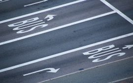 Phase 3 of Dedicated Bus and Taxi Lanes Opens from July