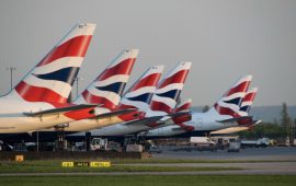 Passengers travelling to UAE stranded by Heathrow mess