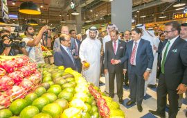 LuLu Opens New Hypermarket Concept In The Mall at World Trade Center Abu Dhabi