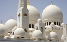 Book on splendorous mosques identifies Sheikh Zayed Grand Mosque as the most iconic of all