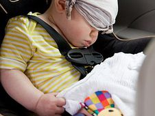 Dubai Police issues advisory for children to be buckled up in back seats of cars