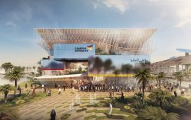 Millions of Expo 2020 Dubai visitors to be engaged and inspired  by German Pavilion's compelling 'world of sustainability'