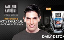 Emami launches Activ Charcoal in Face Wash for Men