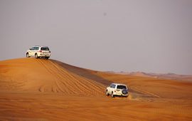 Rest easy on your exciting desert safari as drivers to undergo rigorous training to be qualified for desert driving