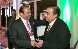 Yussafali MA emerges as the richest Indian in the Middle East
