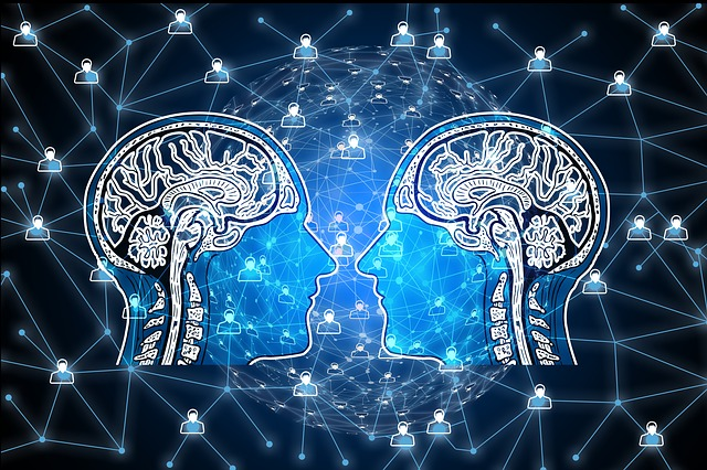 Scientists connect 3 people's brains so that they can share thoughts!