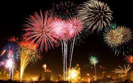 RAK to welcome New Year with a dazzling fireworks display