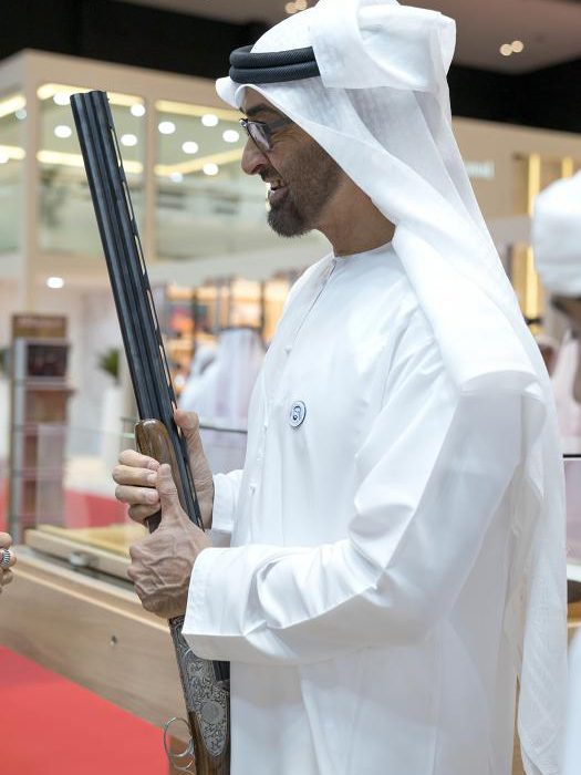 ADIHEX visited by His Highness Sheikh Mohammed bin Zayed, Rulers of the UAE  and numerous visitors
