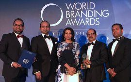 Lulu wins the prestigious brand of the year award